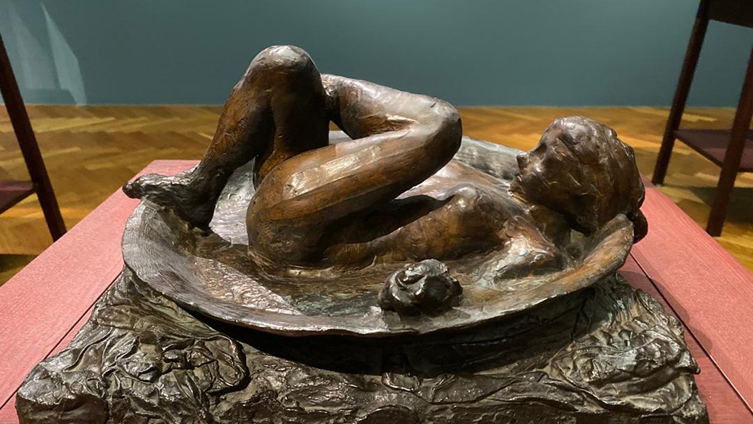 En Passant – Skulptur im Impressionismus